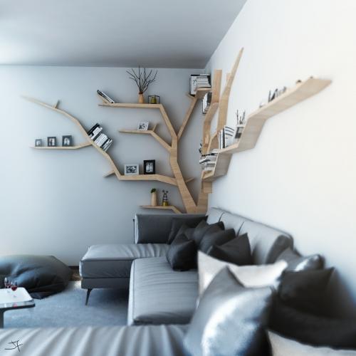 Growing Tree by J&Vita